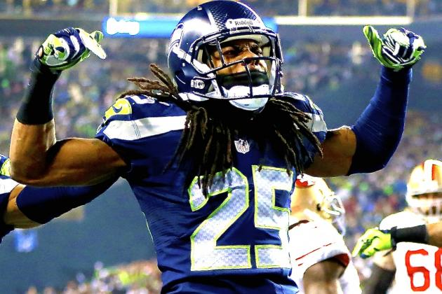 Richard Sherman, Seahawks Agree on New Contract: Latest Details, Reaction