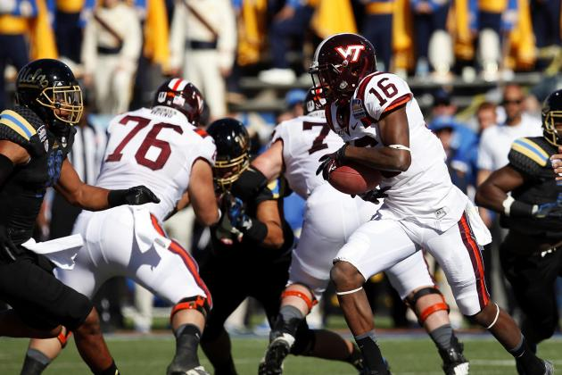 Virginia Tech Football: What the Spring Revealed About the Hokies' 2014 Offense