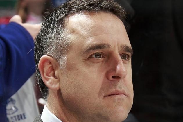 Canucks Assistant GM Laurence Gilman's Future Uncertain