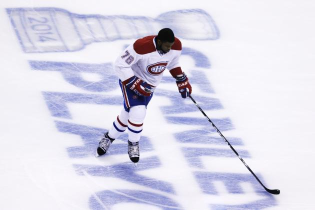 NHL Playoffs 2014: Updated Schedule and Stanley Cup Odds for Remaining Teams