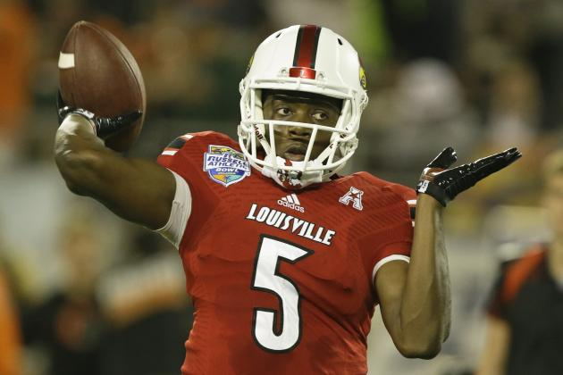 Teddy Bridgewater's Best Fits in Thursday's First Round of NFL Draft