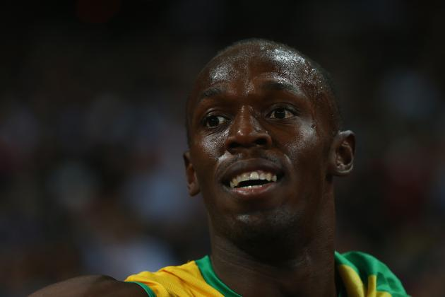 Thieves Take Usain Bolt's Shoes Valued at $34,000