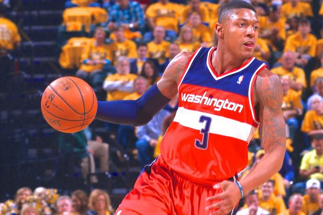 NBA Playoffs Proving Bradley Beal Is the Next Great Shooting Guard