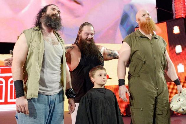 Projecting Bray Wyatt's Character After Win over John Cena at Extreme Rules
