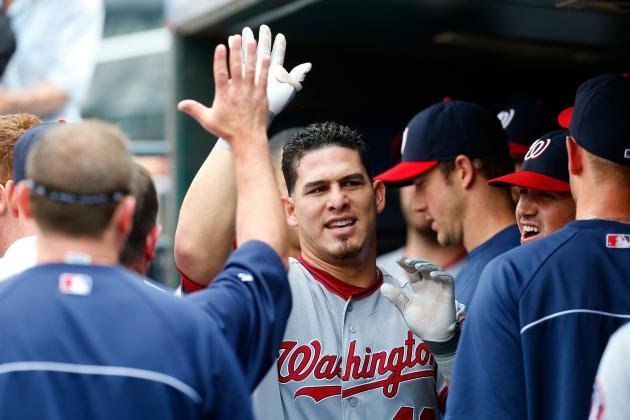 Washington Nationals Get Reinforcements in the Form of Wilson Ramos