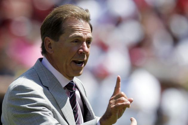 Alabama Football: Not Being Preseason No. 1 Works to Crimson Tide's Advantage
