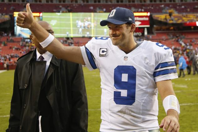 Is Tony Romo Really in His Prime?