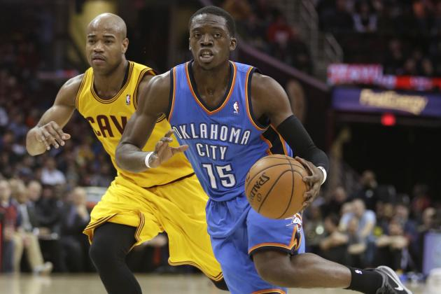 Reggie Jackson Is Key to Oklahoma City Thunder Surviving Los Angeles Clippers