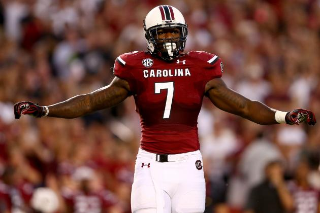 2014 NFL Mock Draft: Definitive Projections and Analysis for Round 1 Selections