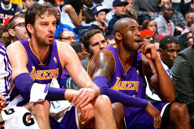 Los Angeles Lakers Entering Biggest Offseason of Kobe Bryant Era