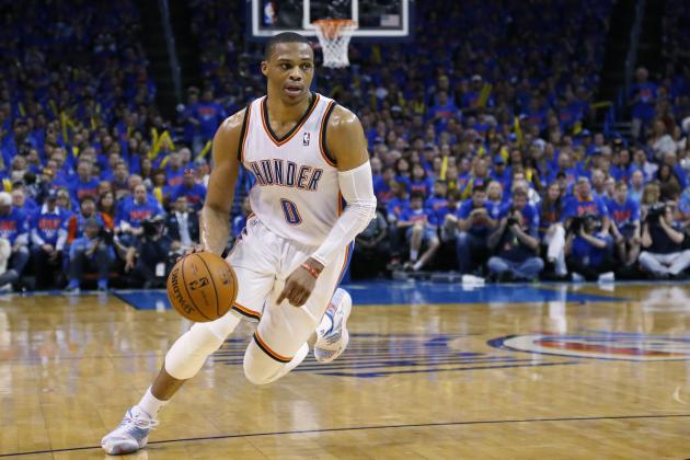 The Blueprint for Stopping OKC Thunder's Russell Westbrook