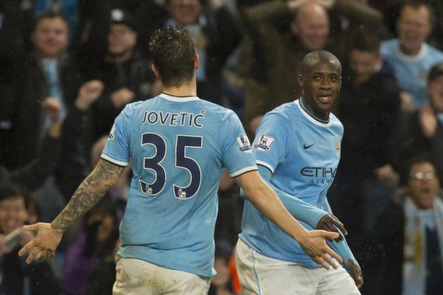 Twitter Reacts to Manchester City's Win Against Aston Villa
