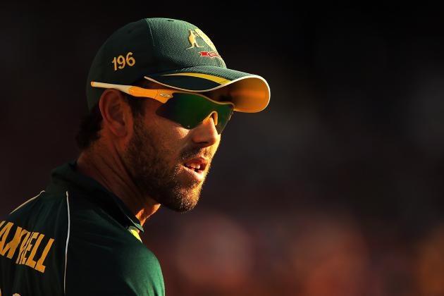 Tracing Glenn Maxwell's Rise to Becoming Twenty20 Cricket's Biggest Star