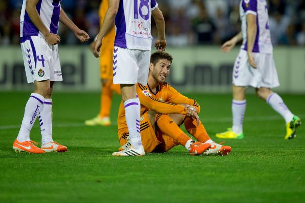 Real Valladolid vs. Real Madrid: Score, Grades and Post-Match Reaction