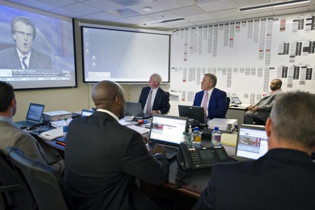 A Front Office Guide to Draft Day