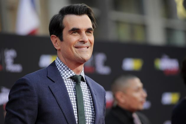 Modern Family's Ty Burrell to Be 1st Celebrity to Participate in NFL Draft