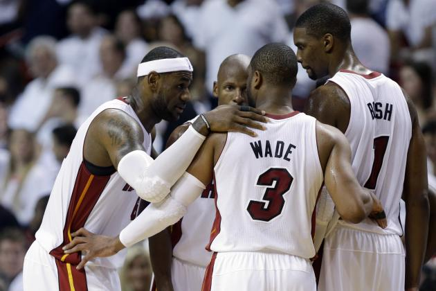 Miami Heat Are Their Own Biggest Threat to 3rd Straight NBA Title