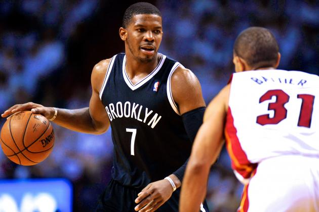 Miami Heat Won't Let Quiet Nets Wing Joe Johnson Fly Under the Radar