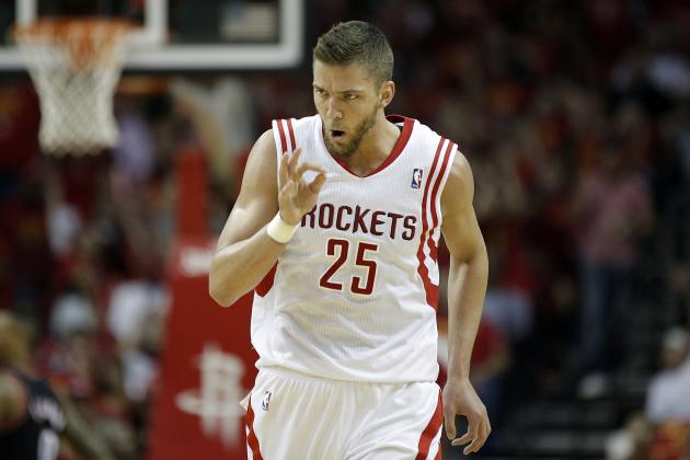 Chandler Parsons' Contract Looms over Critical Houston Rockets Offseason