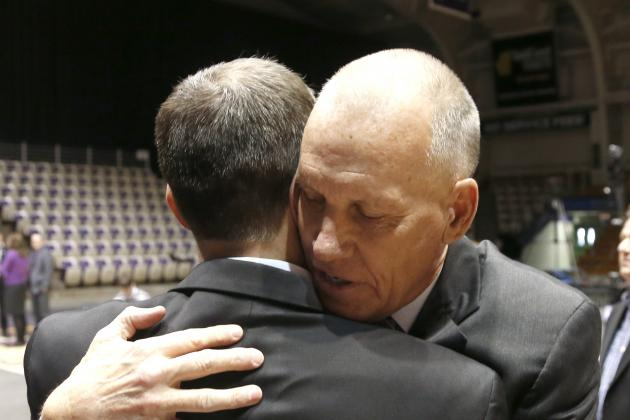 Doug and Chris Collins Discuss Their Relationship, and Its Influence on Chris