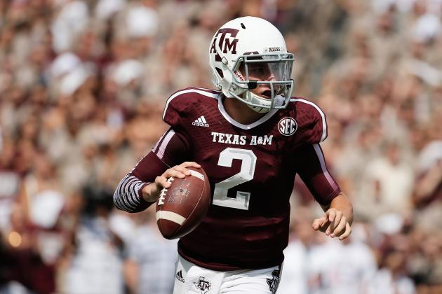 Johnny Manziel Would Be Perfect Fit for Jacksonville Jaguars in 2014 NFL Draft