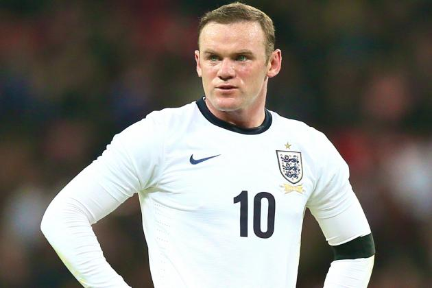 Wayne Rooney Must Remain Calm to Lead England at the World Cup