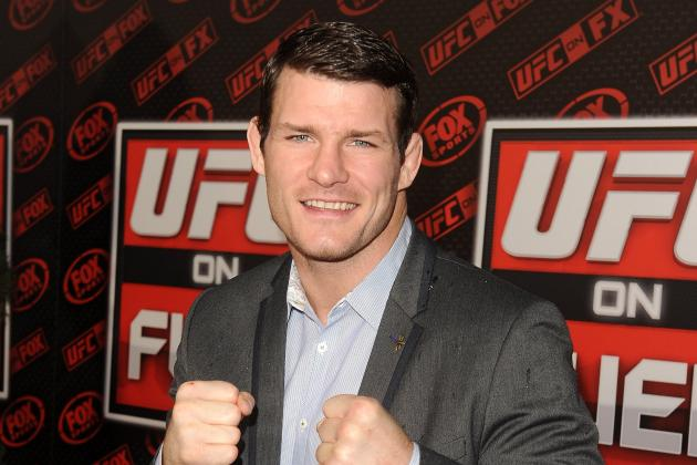 Dropping Knowledge: Michael Bisping and Dominick Cruz Break Down Fight Night 40