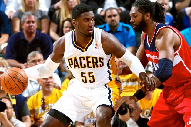 Wizards vs. Pacers Game 2: Live Score, Highlights and Reaction