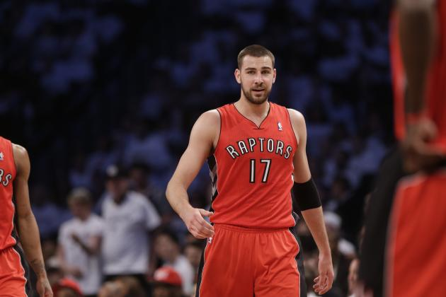 Toronto Raptors' Next Step Will Start with Jonas Valanciunas