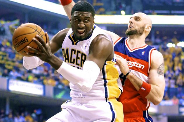 Wizards vs. Pacers: Game 2 Score and Twitter Reaction from 2014 NBA Playoffs
