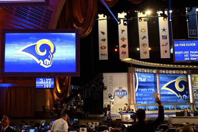 An Inside Look at the Draft-Day Experience