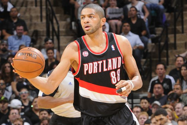 Nicolas Batum Says Blazers Must 'Be More Angry' to Beat San Antonio Spurs
