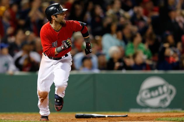 Boston's Dustin Pedroia Reaches 300 Career Doubles