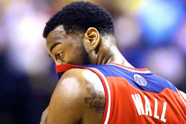 Washington Wizards Need John Wall's Consistency Above All Else to Oust Pacers