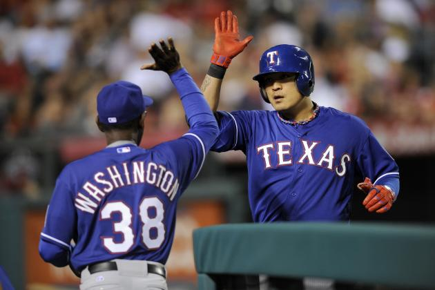 The Rangers Are .500, but They're Still a Bad Team