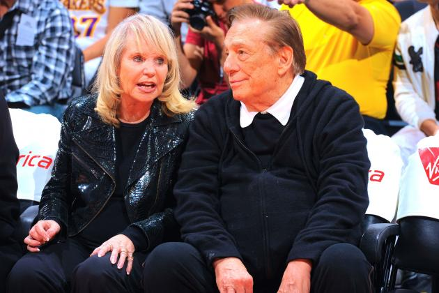 Shelly Sterling Intends to Maintain Ownership of Los Angeles Clippers