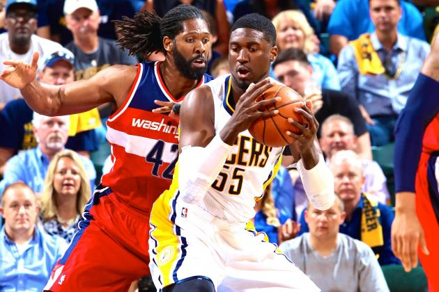 Roy Hibbert's Timely Breakout in Game 2 Rescues Pacers from Panic Zone