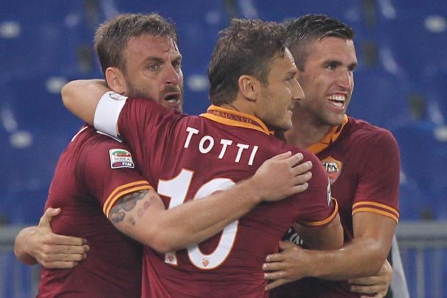 Are Roma Building an Empire in Serie A, or Was This Season a One-Off?