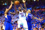 Durant, Russ Lead OKC Past Clips to Even Series