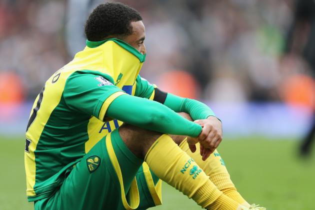 Premier League Relegation 2014: Norwich Join Cardiff, Fulham in Championship