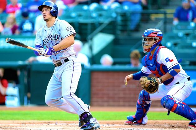 Nolan Arenado's Hot Bat, Elite Defense Make Him MLB's Latest Breakout Star