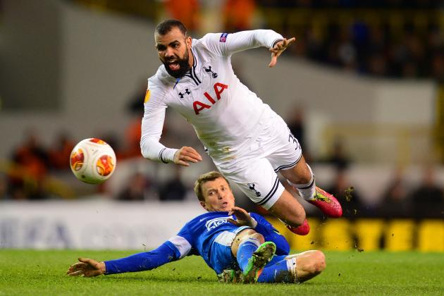 Sandro Claims Tim Sherwood Will Leave Tottenham in the Summer