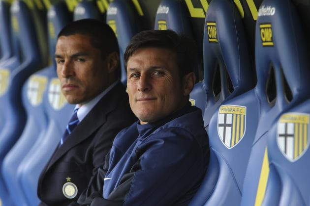 Javier Zanetti Retires as a Winner and a Gentleman with Inter Milan
