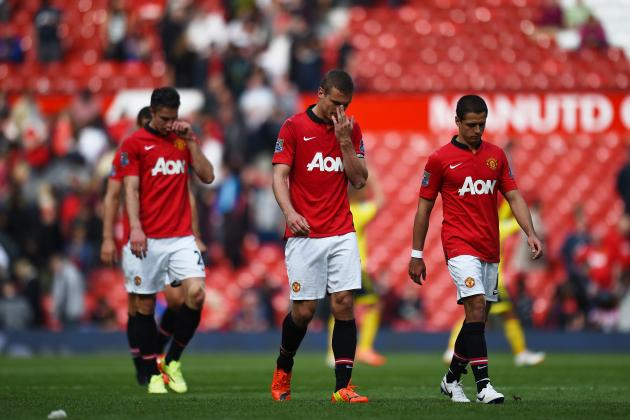 Manchester United Slip in Forbes List While City and Liverpool Both Rise