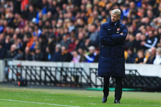Norwich vs. Arsenal: Arsene Wenger Talks Transfers, Laurent Koscielny at Presser