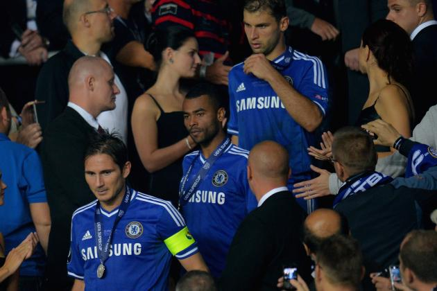 Ashley Cole Won't Be Short of Options If Chelsea Marriage Is Coming to an End