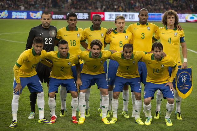 FIFA World Rankings: Updated 2014 Standings Leading into Brazil World Cup