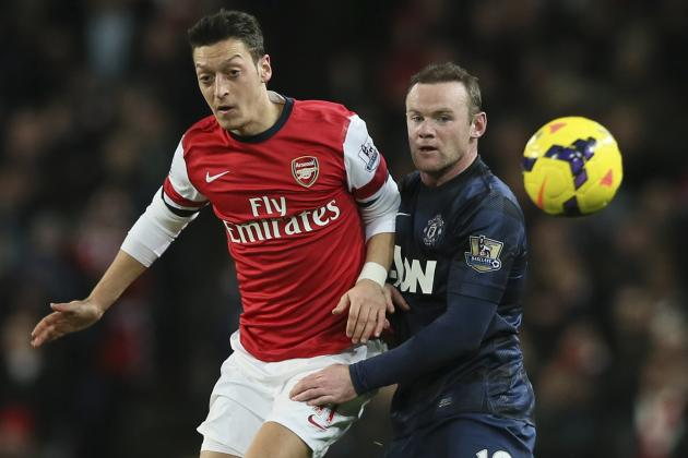 Mesut Ozil Rates First Season at Arsenal, Talks FA Cup, Germany and World Cup