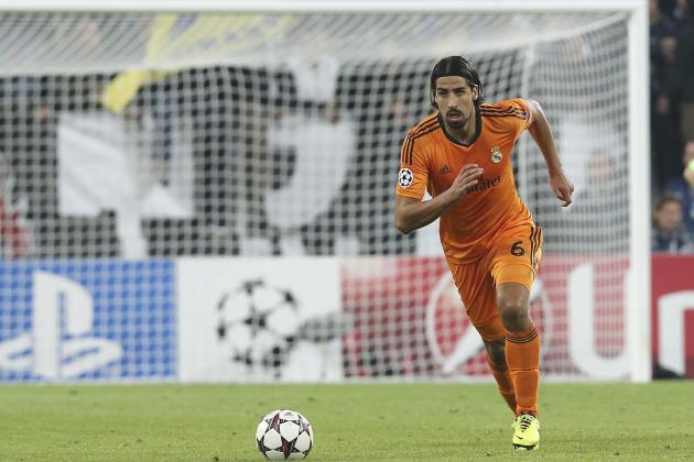 Chelsea Transfer News: Latest on Sami Khedira, Luke Shaw and Romelu Lukaku