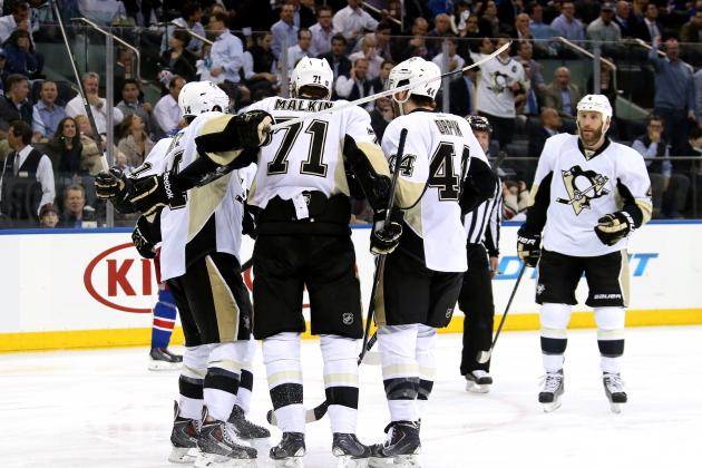 Pittsburgh Penguins' Defense Overcomes Another Brooks Orpik Injury